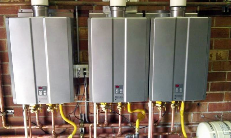 Tankless Water Heater Repair Fort Lauderdale